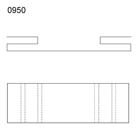 Obrázek z Vnitřní prvek obalu 0950