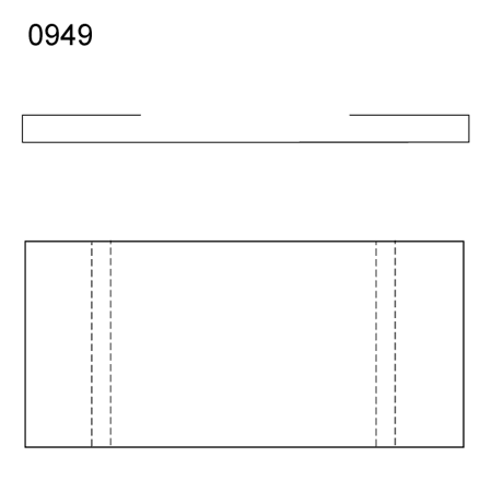 Obrázek z Vnitřní prvek obalu 0949