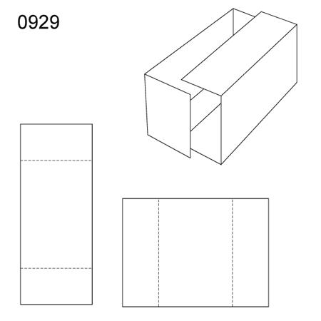 Obrázek z Vnitřní prvek obalu 0929